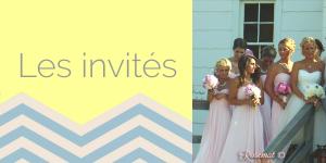 mode mariage invites