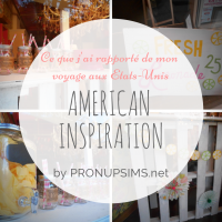 #16 : American inspiration à travers les blogs… ou carrément sur place ?