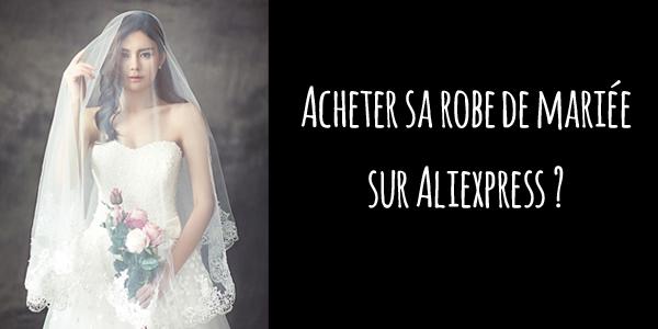 Mode Et Beauté Acheter Sa Robe De Mariée Sur Aliexpress