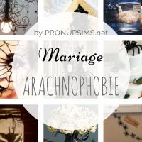 #Inspiration : Mariage Arachnophobie