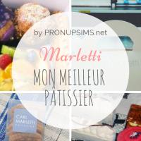 #Mes Prestataires : Marletti, mon meilleur pâtissier