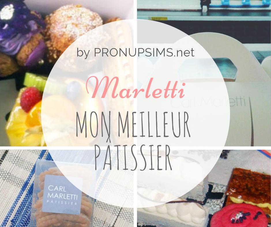 #Mes Prestataires mariage : Marletti, mon meilleur pâtissier