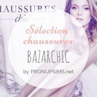 #Mode et beauté : Chaussures chic chez Bazarchic