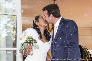 neige mariage pronupsims rosemat