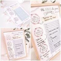 #DIY : To-Do-List pour l'organisation de ton mariage