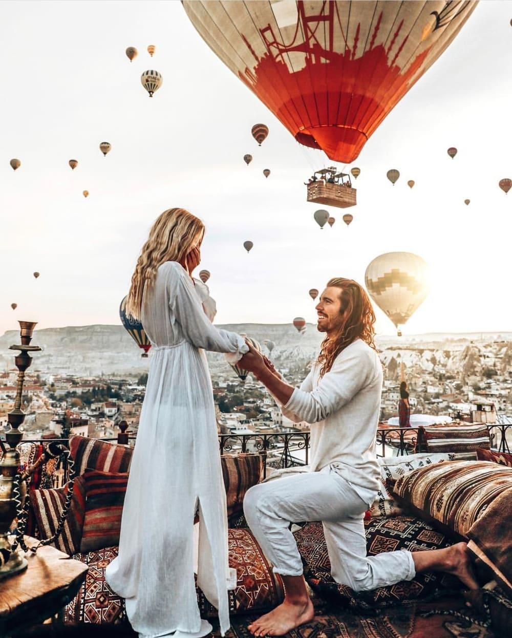 Les 5 plus belles demandes en mariage