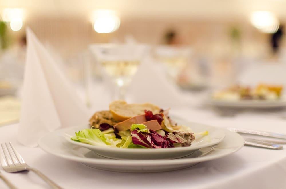 traiteur mariage foie gras