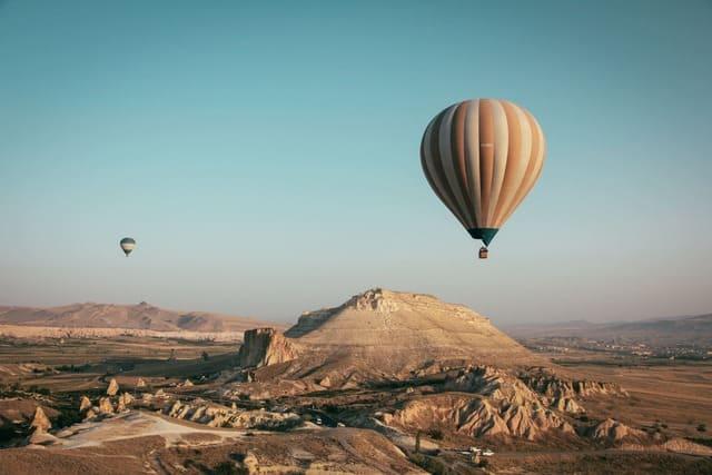 idées evjf evg montgolfiere