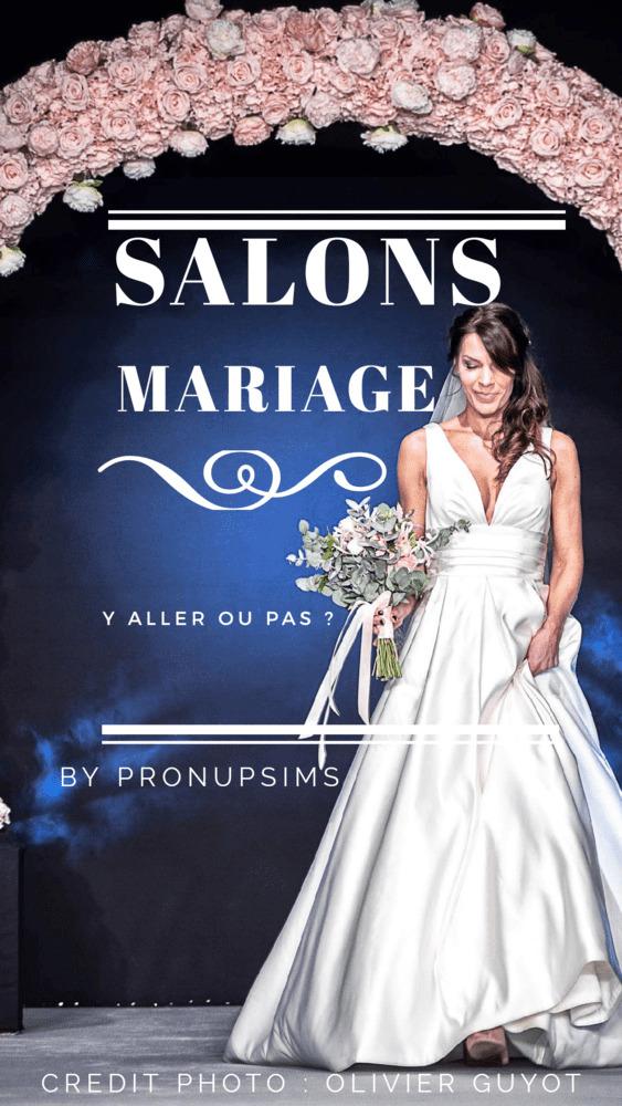 Salons du mariage, y aller ou pas ?