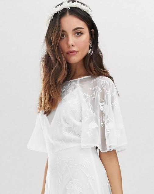 #Bon plan : Ta robe de mariée bohème à – de 200 €