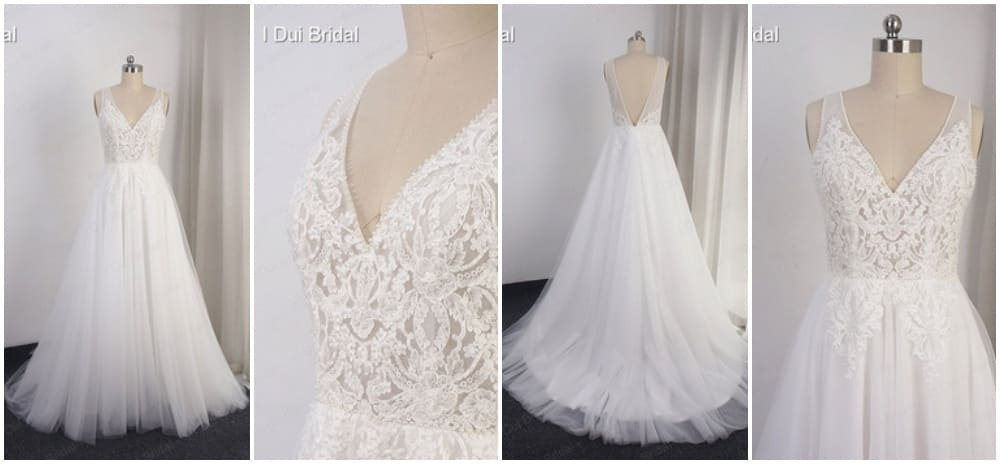 robes de mariée internet petit budget pas cher aliexpress