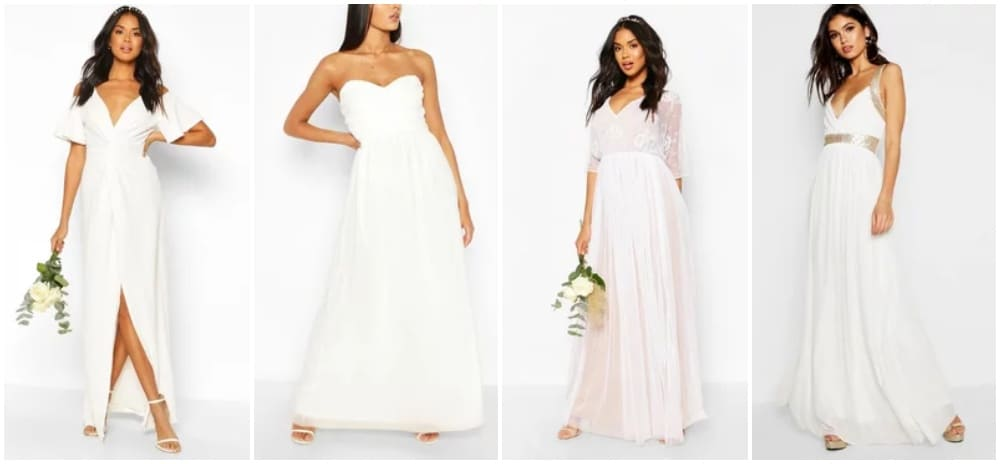 robes de mariée internet petit budget