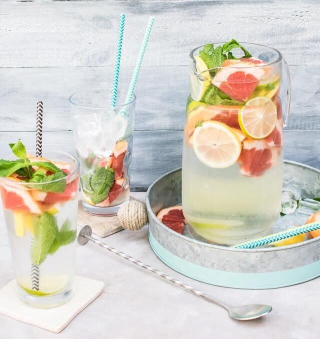 cocktail bar à boisson mariage été estival summer