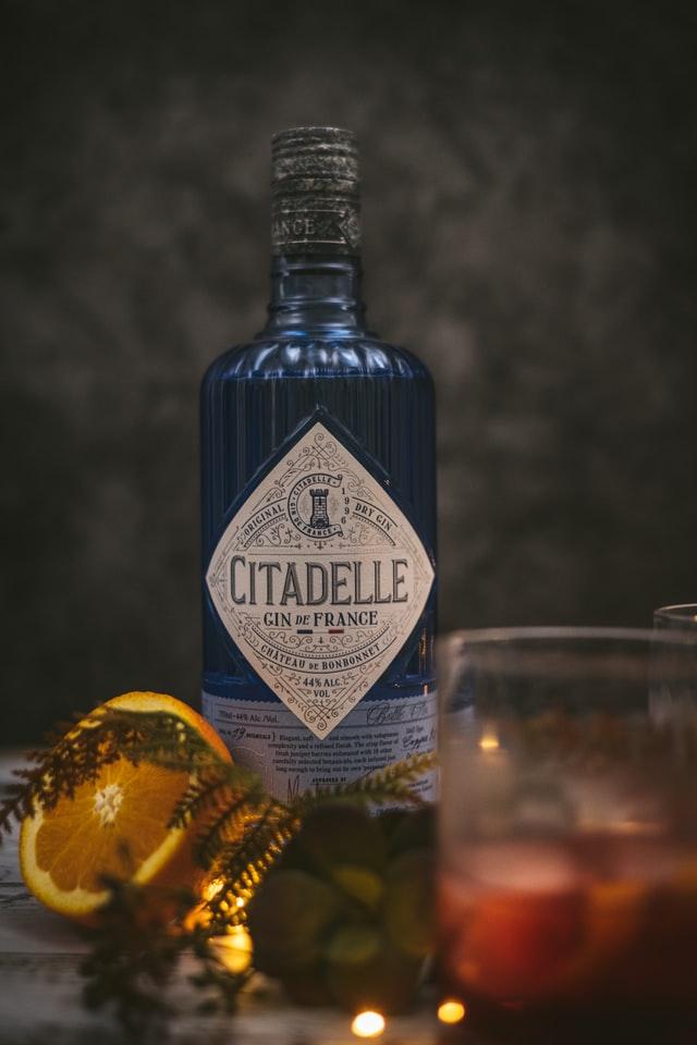 inspiration thème mariage dusty blue bleu poudré pronupsims cocktail vin d'honneur