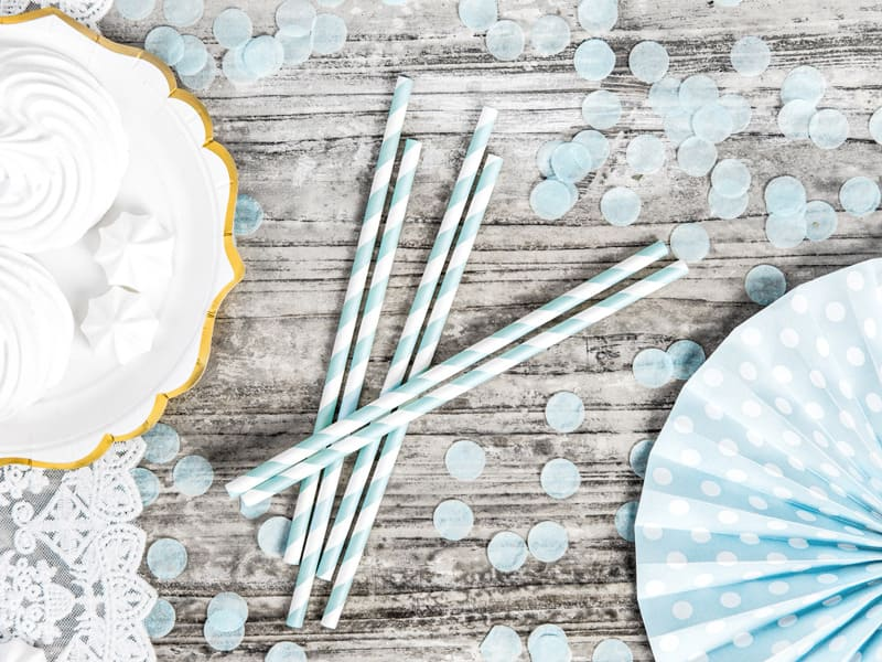 inspiration thème mariage dusty blue bleu poudré pronupsims décoration