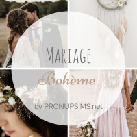 #Inspiration : Mariage Bohème