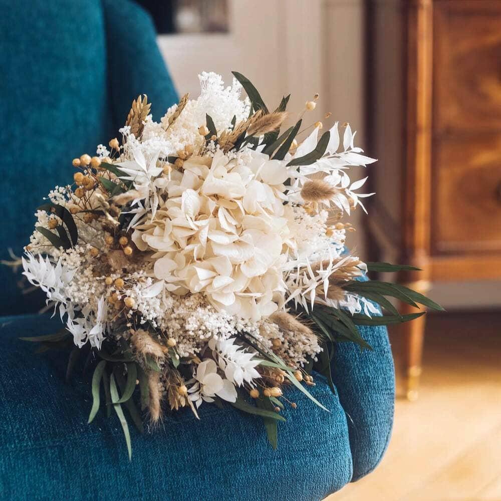 mariage cabinet de curiosités flowrette fleurs séchées