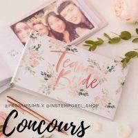 #Concours : 25 euros pour ta décoration de mariage chez Instemporel