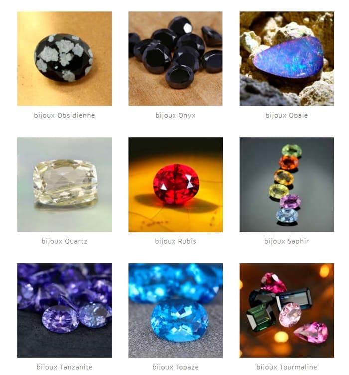 juwelo bijoux mariage cabinet de curiosités