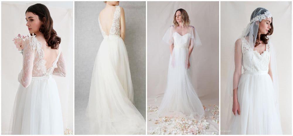 robes de mariée internet petit budget faith cauvain made in france