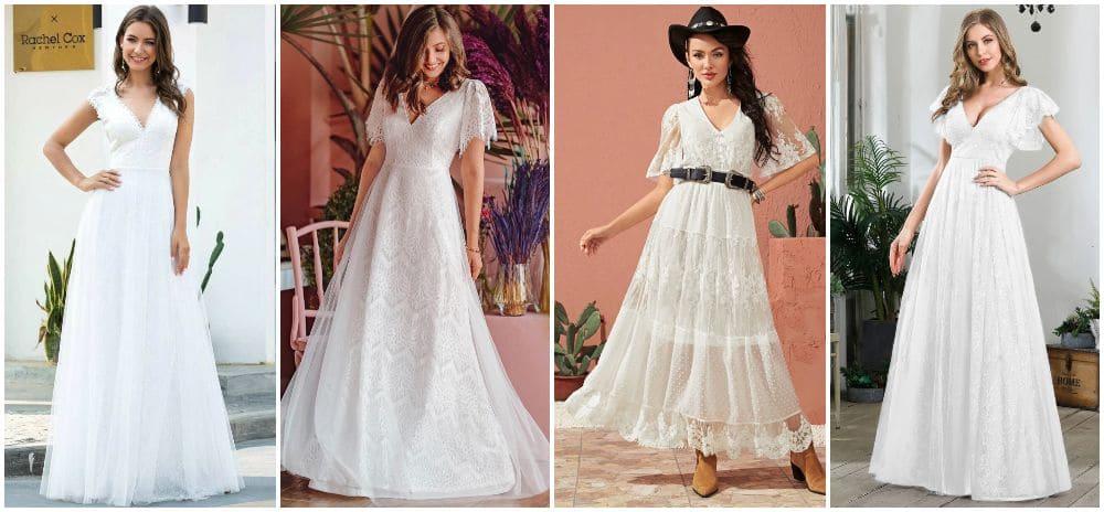robe de mariée petit budget internet